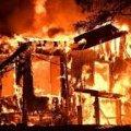 За три тижні нового року у Житомирській області на пожежах загинули 7 людей