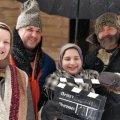 У Житомирі знімають фільм про барона де Шодуара, на який збираються витратити 80 тис. грн