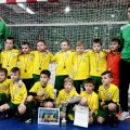 Команда коростенської ДЮСШ з футболу виграла срібло на Міжнародному турнірі у Луцьку