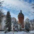 Влада Житомира хоче провести закритий конкурс щодо відродження пам'ятки архітектури – водонапірної вежі