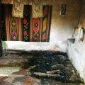 У Житомирській області 5 рятувальників гасили пожежу в житловому будинку, господар загинув