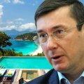 Відпочинок Луценка на Сейшелах коштував не менше €50 тисяч – ЗМІ