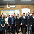 Марина Порошенко у Житомирі повідомила про старт проекту створення Інклюзивно-ресурсних центрів в області