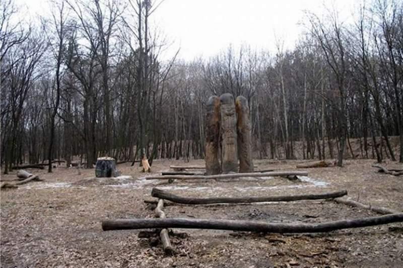 Загадкові місця Житомирщини: Поляна Громовіще і містичні легенди