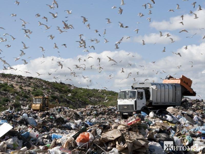 Полігон відходів, що забруднював увесь Новоград-Волинський район, віддадуть назад у комунальну власність: вартість об'єкту – понад 3 мільйони