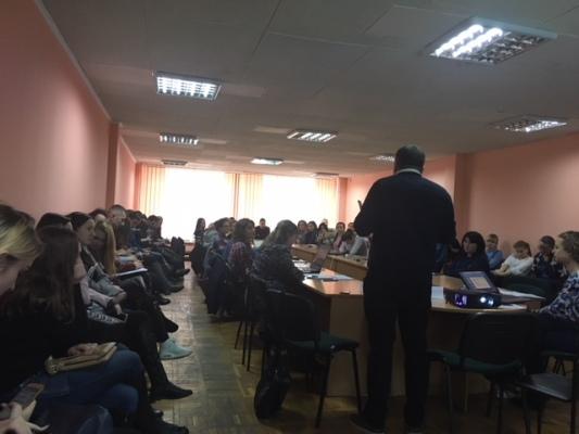У Житомирі відбувся воркшоп КВУ за участі нардепів Верховної Ради. ФОТО