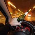 В Житомире полисмены поймали водителя, который ездил пьяным и без прав
