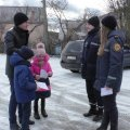 Рятувальники застерігають житомирян не виходити на тонкий лід