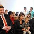 У Житомирі дружина Президента відвідала спеціалізований будинок дитини