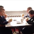 З 1 лютого житомирські школяри вже з новим раціоном: бургери, запіканка або омлет