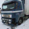 У Житомирській області ВАЗ, у якому їхали троє дітей, зіткнувся з вантажівкою, водій легковика загинув