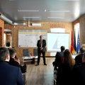 У Житомирі місцевих бізнесменів учили шукати партнерів у Німеччині