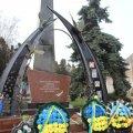 Скандал в центрі Бердичева під час вшанування пам'яті Героїв Небесної Сотні. ВІДЕО
