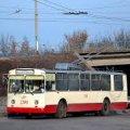 У Житомирі жінка-водій загасила займання у тролейбусі, коли почула запах диму