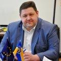 Голова Житомирської ОДА відзвітується про результати роботи 2017-го у Попільнянському районі на місці будівництва сучасного заводу