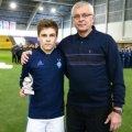 Футболіст із Житомирщини став кращим захисником турніру Ateitis Cup