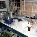 У Житомирі правоохоронці виявили підпільний цех з виготовлення психотропних наркотиків у місцевому кафе. ФОТО