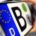 В Украине решили судьбу авто на еврономерах