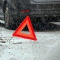 На Житомирщині вантажівка із вибухонебезпечними матеріалами потрапила у ДТП