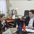 Ігор Гундич зустрівся із заступником Міністра економічного розвитку: говорили про землі для ОТГ