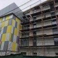 Новий корпус Житомирської гімназії №3 планують відкрити 1 вересня: поки об'єкт готовий на 70%