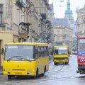 Львів може стати першим містом без маршруток