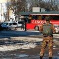 У Житомирі на майдані Перемоги невідомі залишили підозрілий пакунок: поліція перекрила дорожній рух
