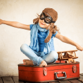 Для поездки за границу с 1 апреля 2018 года ребенку нужен собственный загранпаспорт