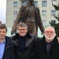 Відомий український скульптур хоче зробити для Житомира пам'ятник Степану Бандері