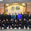 У Житомирі презентували збірну Житомирського району – команду «Сокіл»