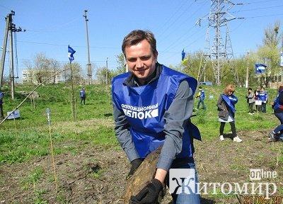 Юрій Павленко: Для ОПОЗИЦІЙНОГО БЛОКУ весняна толока — це гарна щорічна традиція