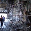 Выжившему в кемеровском пожаре ребенку сообщили о смерти всей семьи