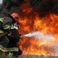 Через неправильне влаштування печі ледь не згоріла оселя на Житомирщині