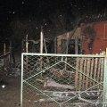 На Житомирщині хлопці жорстоко побили пенсіонера, а потім підпалили, щоб приховати злочин