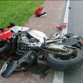 Непередбачувана смерть: у Радомишлі мотоцикліст загинув, коли наїхав на бордюр і перекинувся