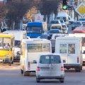 """Міська влада не закуповуватиме нових автобусів. Не підтримали рішення депутати від ВО """"Батьківщина"""" та ВО """"Свобода"""""""