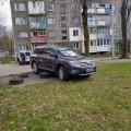 Житомирянин винайшов нову парковку. ФОТО.