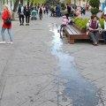 Что не так с фонтаном на Михайловской?