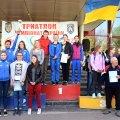 Житомирщина зайняла третє місце на чемпіонаті України з триатлону серед спортивних шкіл
