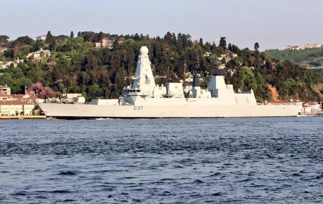 До акваторії Чорного моря увійшли військові кораблі НАТО