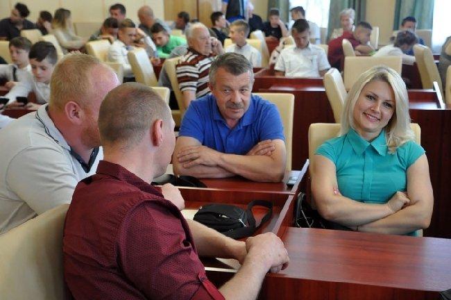 Житомирщина займає 1-ше місце з фінансування фізкультури та спорту у сільській місцевості, – ОДА