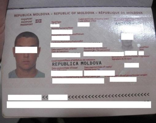 На кордоні в Житомирській області затримали 19-річного молдованина, якого підозрюють у сутенерстві