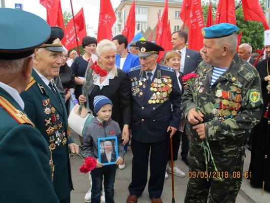 Юрій Павленко: ОПОЗИЦІЙНИЙ БЛОК завжди стоятиме на захисті ветеранів і нашого великого свята Дня Перемоги