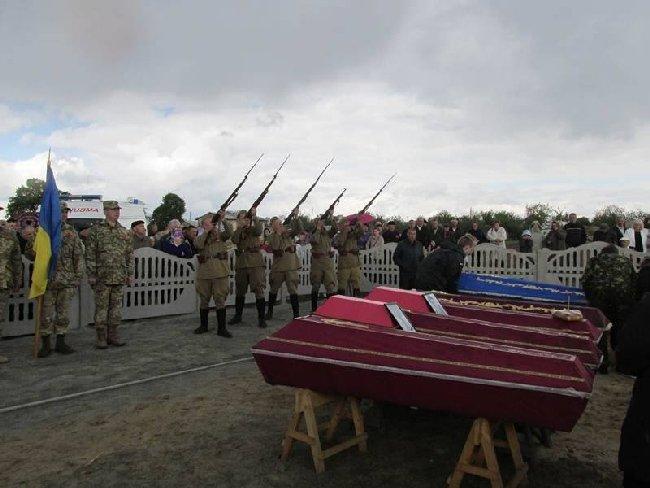 У Малині перепоховають 30 безіменних воїнів часів Другої світової війни