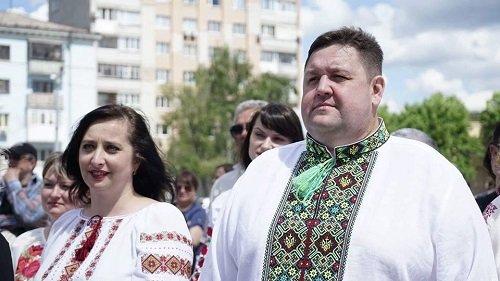 #Фото дня: які вишиванки цьогоріч одягнули житомирські чиновники