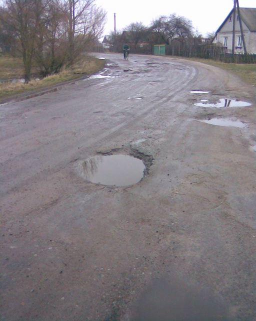 Коли на Житомирщині почнуть ремонтувати дороги?