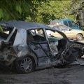 На перехресті вулиць Вокзальна і Гоголівська аварія: троє травмованих