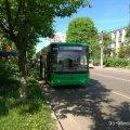 На вулицях Житомира з'явиться тролейбус після середнього ремонту. ФОТО
