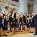Житомирські студенти-хористи взяли участь у Всеукраїнському фестивалі хорового мистецтва у Львові