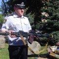 Міни, гранати і гладкоствольні: в ГУ Нацполіції показали, яку зброю здавали протягом місяця мешканці області